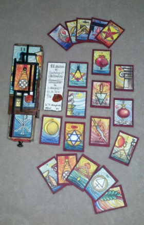 Tarot Massonici